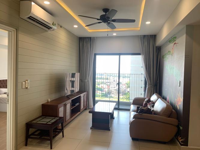 Căn hộ Masteri Thảo Điền tầng cao view thoáng mát, nội thất đầy đủ.