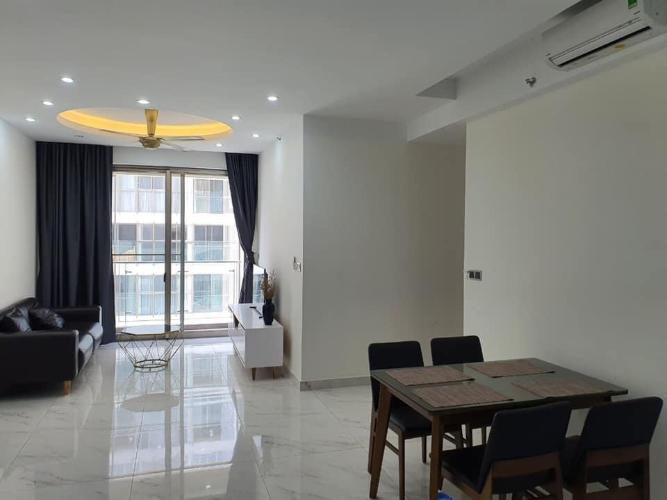 Căn hộ Phú Mỹ Hưng Midtown tầng trung, đầy đủ nội thất.