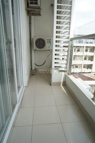 Ban công Lotus Apartment, Quận 11 Căn hộ Lotus Apartment nội thất cơ bản, view thoáng mát.