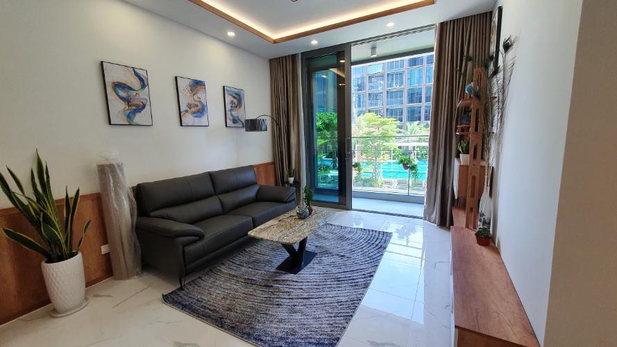 Căn hộ Empire City thiết kế kỹ lưỡng, đầy đủ nội thất và tiện ích.