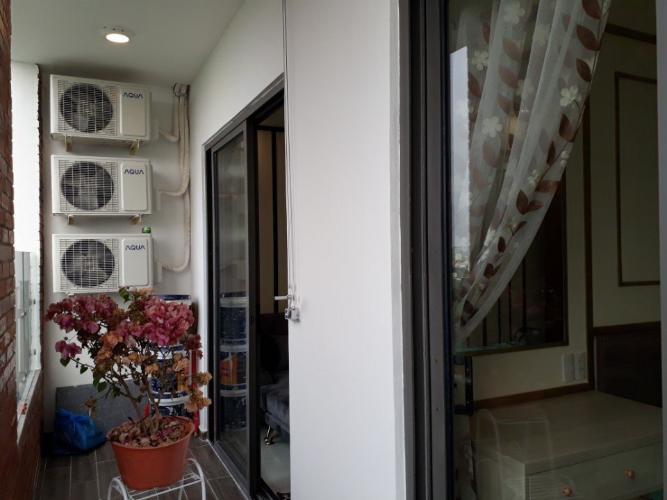 Ban công căn hộ GARDEN GATE Bán hoặc cho thuê căn hộ Garden Gate 2PN, tầng cao, diện tích 87m2, đầy đủ nội thất