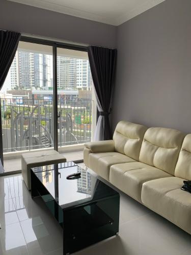 Căn hộ Masteri An Phú đầy đủ nội thất, đón view nội khu yên tĩnh.