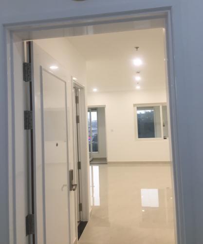 Căn hộ Officetel Saigon Mia tầng cao nội thất cơ bản, 1 phòng ngủ.