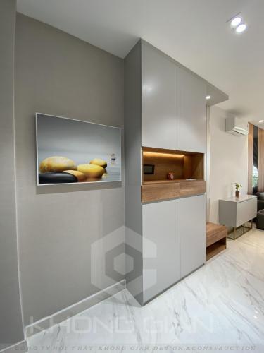 tổng quát căn hộ Phú Mỹ Hưng Midtown Căn hộ Phú Mỹ Hưng Midtown nội thất sang trọng, hiện đại, view nội khu