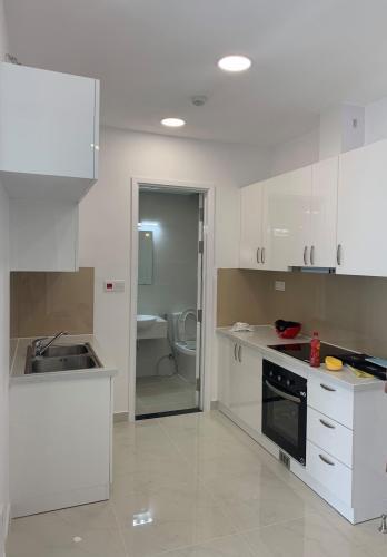 Phòng bếp căn hộ Saigon Mia Căn hộ Saigon Mia bàn giao đầy đủ nội thất, view thành phố.
