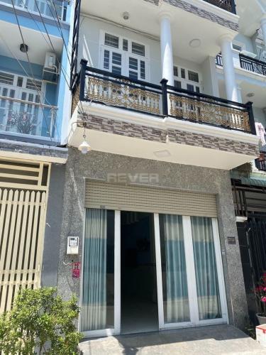Mặt tiền nhà phố Huỳnh Tấn Phát, Nhà Bè Nhà phố hẻm xe hơi vào tận cửa, diện tích 120m2.
