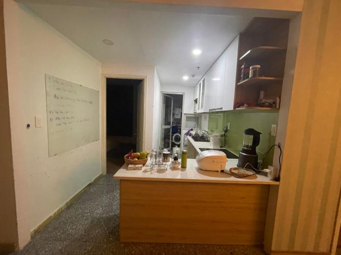 Phòng bếp căn hộ Dragon Hill Căn hộ Dragon Hill 1 tầng trung kèm nội thất đầy đủ tiện nghi.