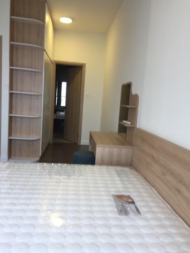 phòng ngủ căn hộ The Sun Avenue Căn hộ The Sun Avenue tầng cao, nội thất đầy đủ.