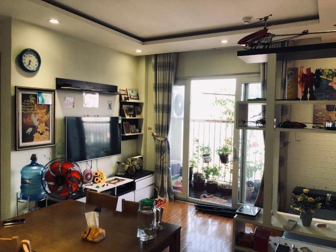 Căn hộ I-home 1 tầng trung, đầy đủ nội thất.