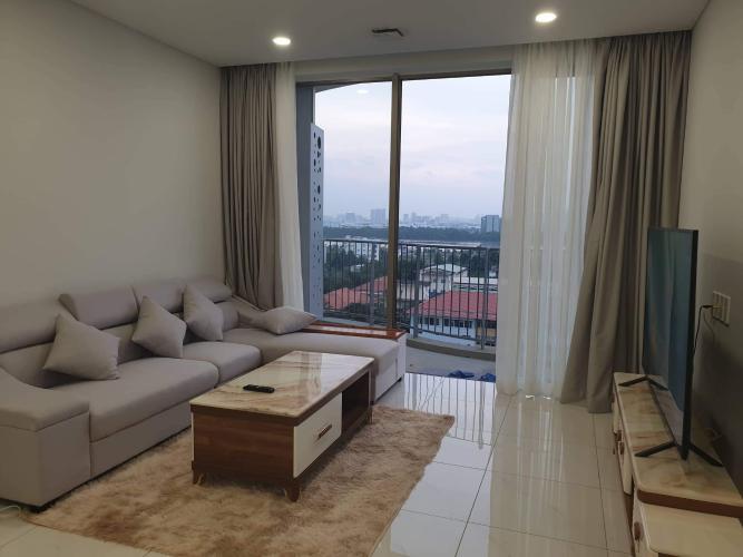 Căn hộ Waterina Suites tầng 7 view thành phố tuyệt đẹp, đầy đủ nội thất