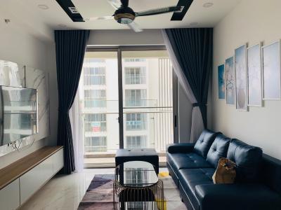 Căn hộ Phú Mỹ Hưng Midtown nội thất sang trọng, cửa hướng Tây Nam.