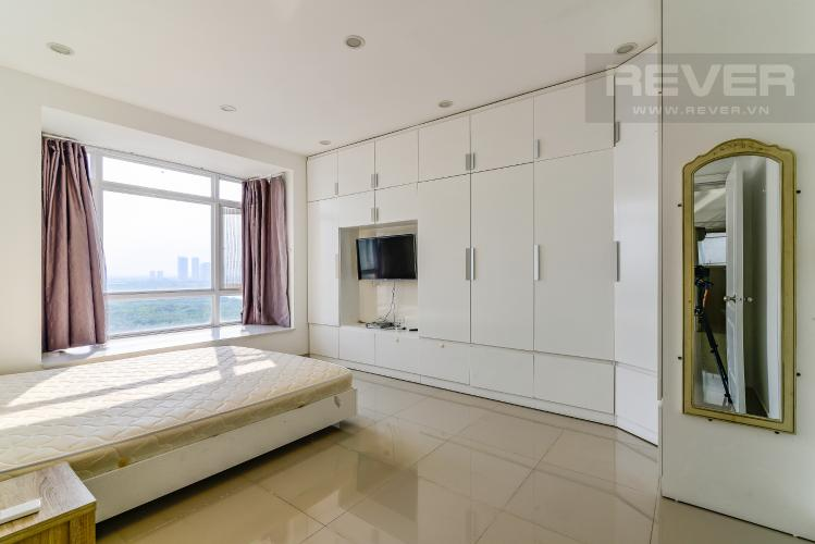 Phòng Ngủ 1 Căn hộ Riverside Residence 2 phòng ngủ tầng trung tháp D view sông