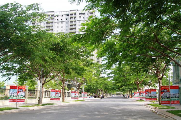 Không gian dự án căn hộ Docklands Sài Gòn , Quận 7 Căn hộ Docklands Sài Gòn tầng thấp view hồ bơi, đầy đủ nội thất