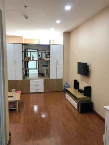 Căn hộ Office-tel D-Vela nội thất đầy đủ, view thành phố thoáng mát.