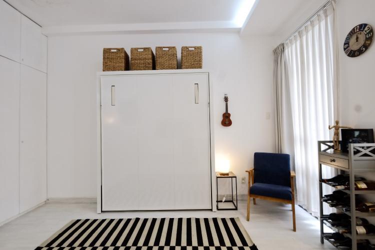 Phòng ngủ 1 Nhà phố thiết kế hiện đại, tiện nghi, hẻm 5m rộng rãi.