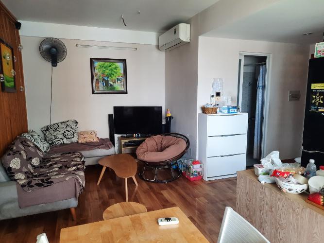 Căn hộ E-Home 5 The BridgeView nội thất cơ bản, view Tây Bắc.