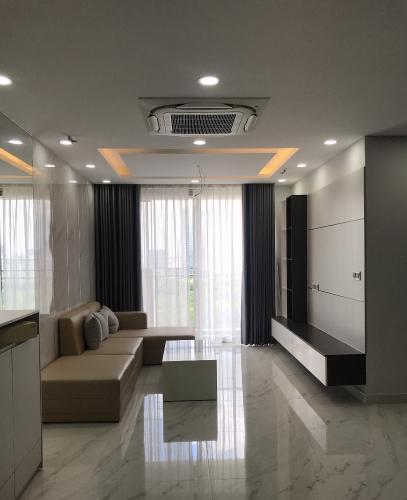 Căn hộ Phú Mỹ Hưng Midtown quận 7 tầng trung, nội thất đầy đủ