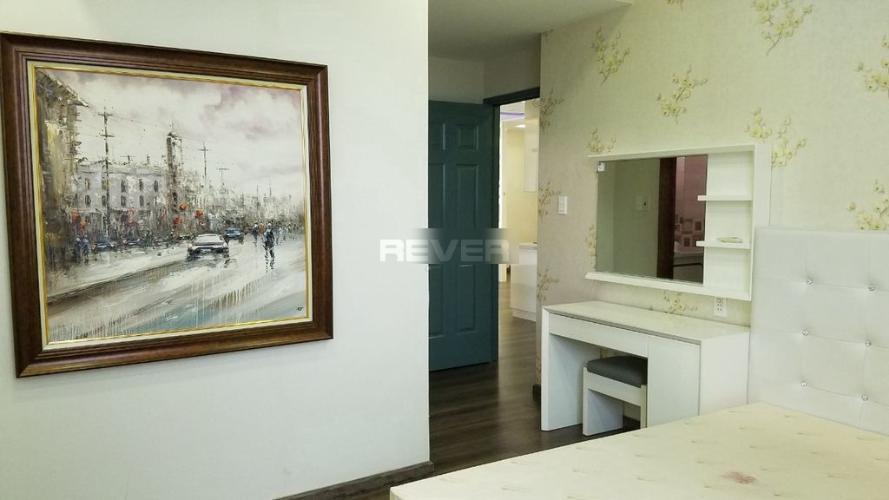 Phòng ngủ chung cư Khánh Hội 3, Quận 4 Căn hộ chung cư Khánh Hội 3 view sông, đầy đủ nội thất.