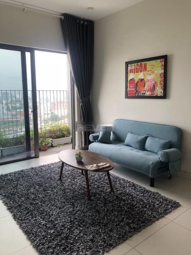 Căn hộ Diamond Lotus Riverside nội thất đầy đủ, view thành phố.
