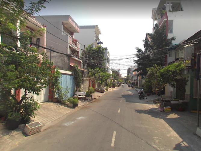 Nhà phố Quận 7 Nhà phố mặt tiền đường Số 51 diện tích 80m2, khu vực đầy đủ tiện ích.