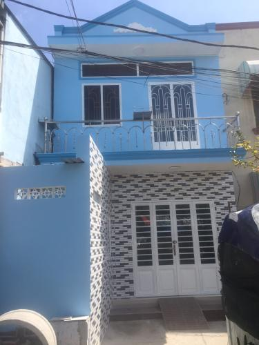 Nhà phố hướng Tây Bắc diện tích sử dụng 45.1m2, khu dân cư an ninh.
