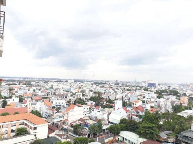 View  căn hộ chung cư Bình Minh, Quận 9 Căn hộ cao ốc Bình Minh tầng trung nội thất đầy đủ.