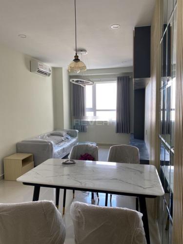 Căn hộ Topaz Elite tầng 12 view đón gió mát, đầy đủ nội thất.