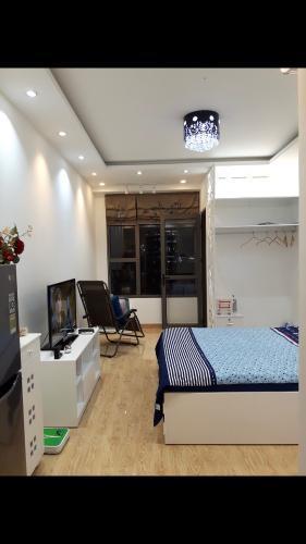 Bán căn hộ officetel RiverGate Residence 1PN, tháp B, đầy đủ nội thất, view Bitexco