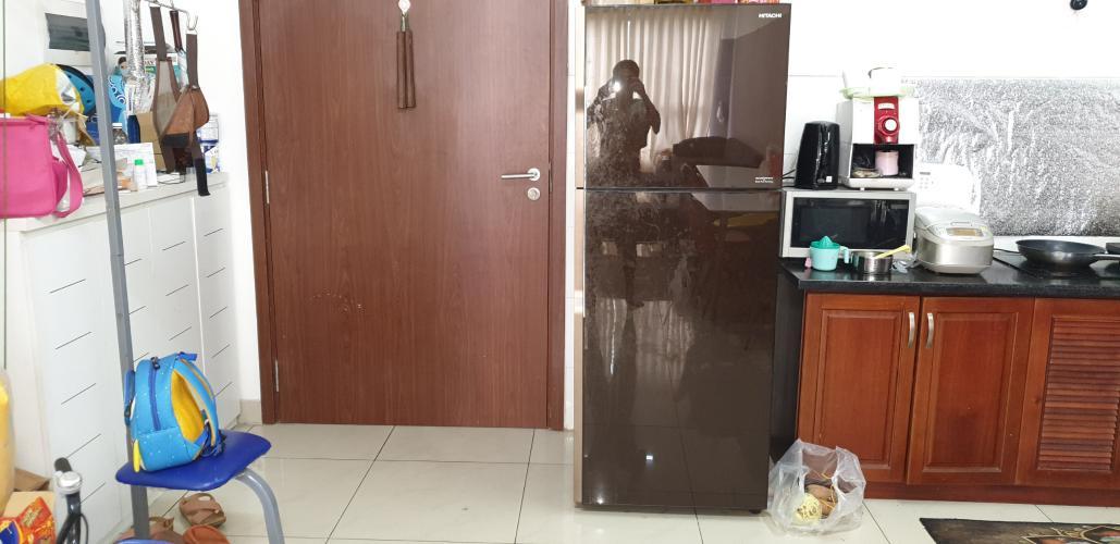 Phòng bếp căn hộ Celadon City, Quận Tân Phú Căn hộ Celadon City cửa hướng Tây Bắc thoáng mát, đầy đủ nội thất.