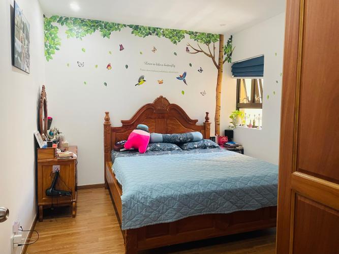 Phòng ngủ căn hộ Cityland Park Hill, Gò Vấp Căn hộ tầng 9 Cityland Park Hills, ban công hướng Tây thoáng mát.