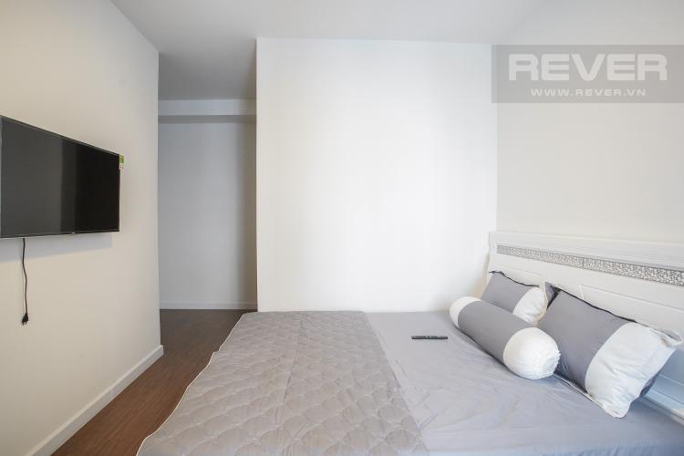 Phòng Ngủ 1 Cho thuê căn hộ Sunrise Riverside 2PN, tầng thấp, đầy đủ nội thất, view hồ bơi