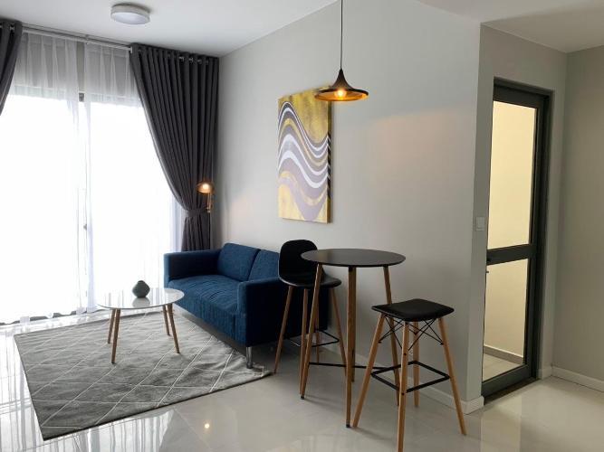Căn hộ tầng 40 Masteri An Phú nội thất đầy đủ hiện đại, view thoáng