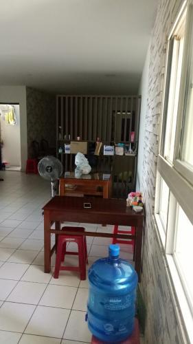 Căn hộ An Phú Apartment tầng 14 view thoáng mát, nội thất cơ bản.