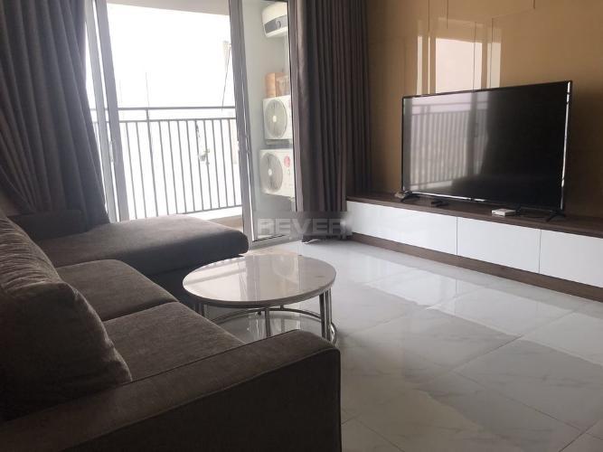 Căn hộ Saigonres Plaza tầng cao nội thất đầy đủ tiện nghi.