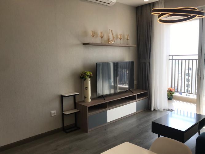 Phòng khách căn hộ Sunrise City View Căn hộ Sunrise Cityview tháp B nội thất đầy đủ hiện đại, ban công lớn.