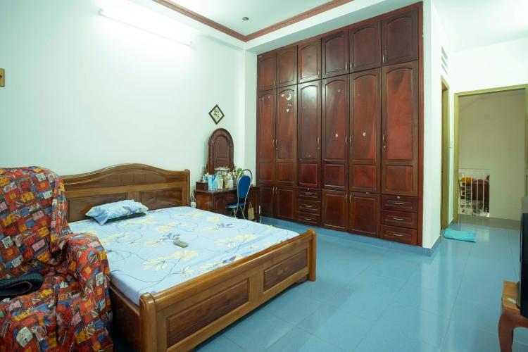Phòng ngủ nhà Hoàng Hoa Thám, Bình Thạnh Nhà phố Hoàng Hoa Thám 80.5m2, sân thượng thoáng mát.
