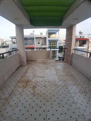 Ban công nhà phố Quận Bình Tân Nhà phố mặt tiền Đường số 27 hướng Đông Bắc, diện tích sử dụng 360m2.