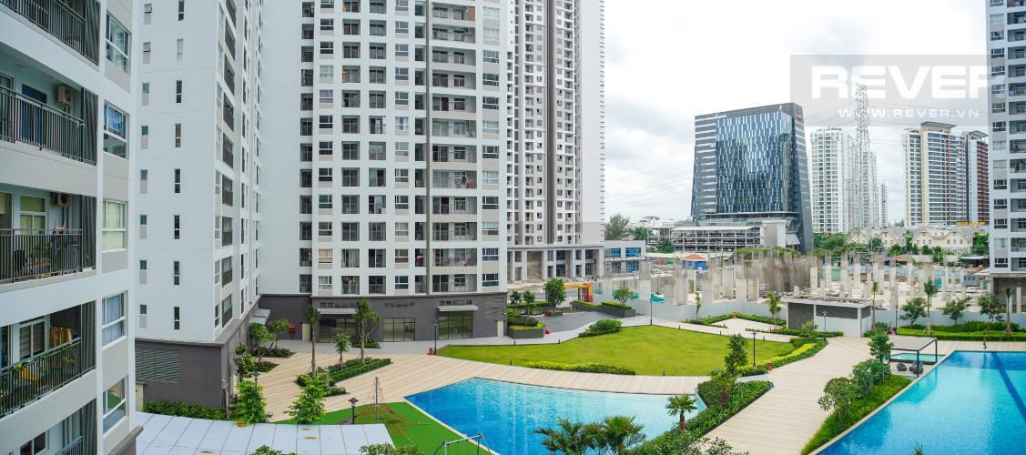 View Cho thuê căn hộ Sunrise Riverside 2PN, tầng thấp, đầy đủ nội thất, view hồ bơi