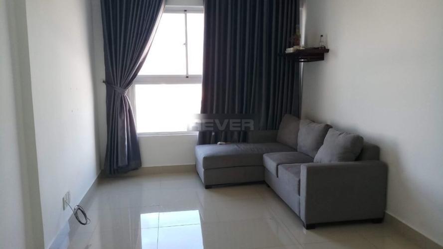 Căn hộ tầng 18 CitiHome có 2 phòng ngủ, bàn giao đầy đủ nội thất.