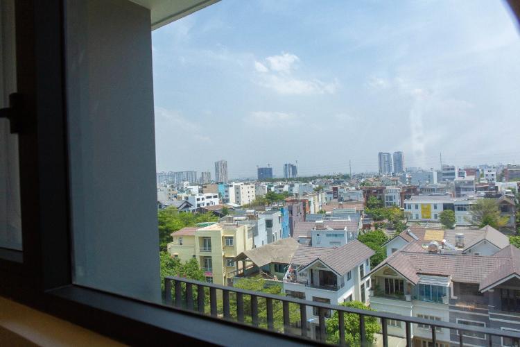 View One Verandah Quận 2 Căn hộ One Verandah hướng Đông Nam, đầy đủ nội thất.