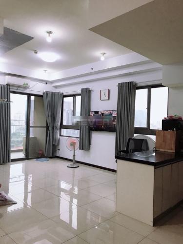 Căn hộ góc Docklands Sài Gòn có 2 phòng ngủ, đầy đủ nội thất.