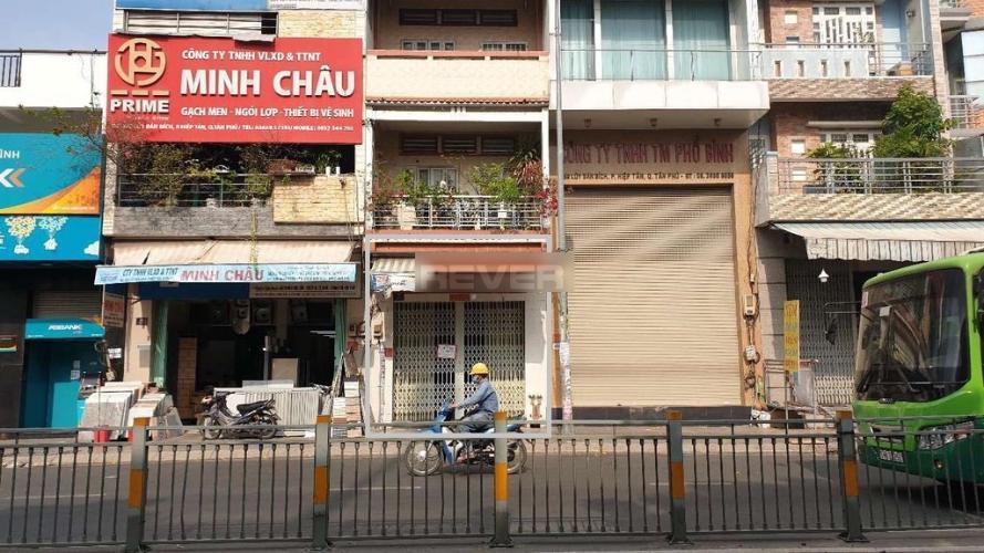 Đường mặt bằng kinh doanh Quận Tân Phú Mặt bằng kinh doanh Q.Tân Phú đường Lũy Bán Bích diện tích 48m2.