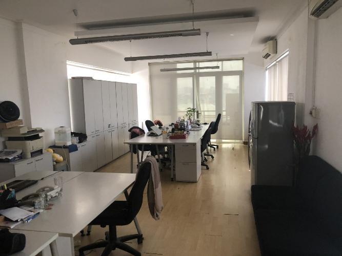 Không gian nhà phố Quận Bình Thạnh Nhà phố mặt tiền đường Phan Chu Trinh, kết cấu 1 trệt 4 lầu có thang máy.