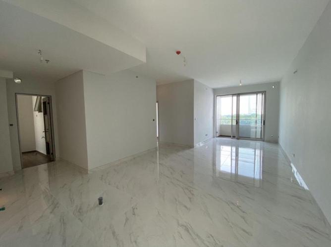 Phòng khách căn hộ Midtown Căn hộ Phú Mỹ Hưng Midtown tầng 11, đầy đủ nội thất.