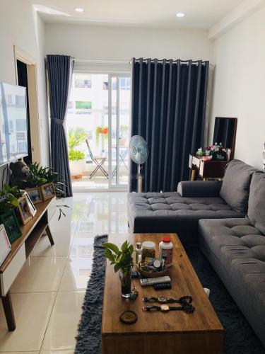 Căn hộ 4S Riverside Linh Đông hướng Nam, view nội khu thoáng mát.