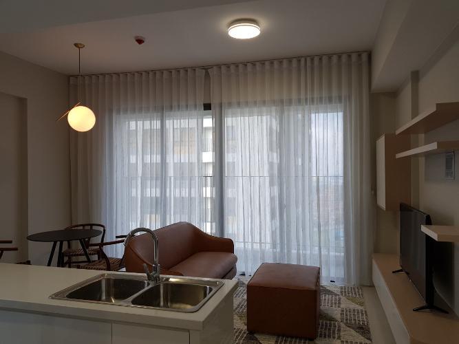 Căn hộ tầng cao Masteri An Phú nội thất đầy đủ.