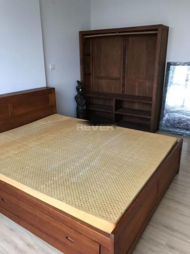 Phòng ngủ An Gia Riverside, Quận 7 Căn hộ An Gia Riverside đầy đủ nội thất, ban công hướng Nam.