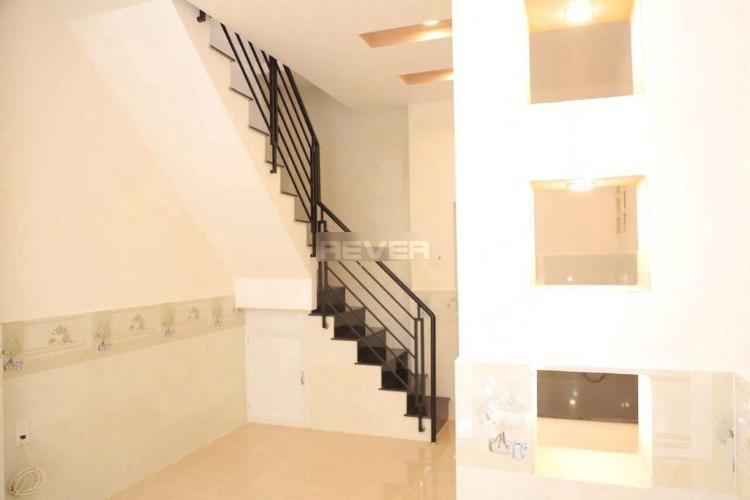 Cầu thang nhà Phú Mỹ, Bình Thạnh Nhà phố Bình Thạnh nội thất cơ bản còn mới, hướng Đông.
