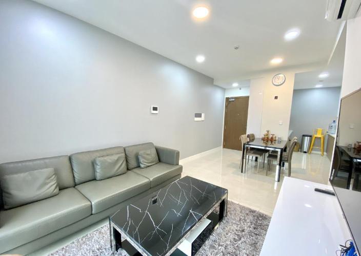 Căn hộ Masteri Millennium tầng 21 nội thất đầy đủ, view thoáng đãng