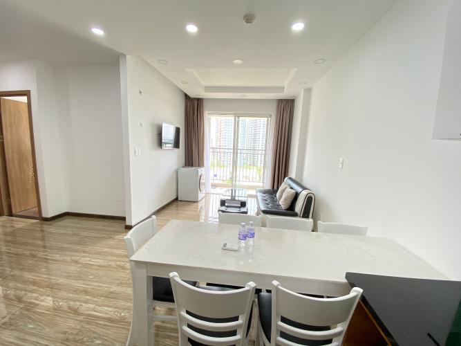 Căn hộ Sunrise Riverside tầng thấp, đầy đủ nội thất